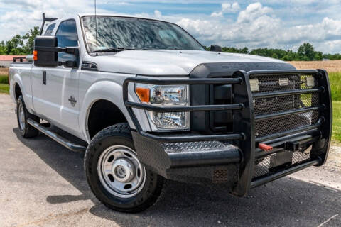2015 Ford F-250 Super Duty for sale at Fruendly Auto Source in Moscow Mills MO