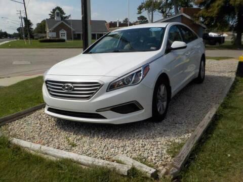 2016 Hyundai Sonata for sale at Beach Auto Brokers in Norfolk VA