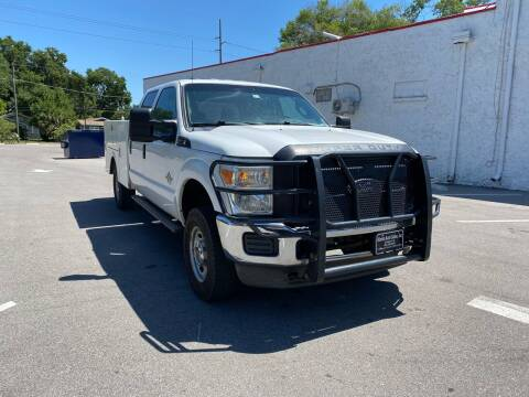 2012 Ford F-250 Super Duty for sale at Consumer Auto Credit in Tampa FL
