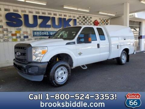 2011 Ford F-250 Super Duty for sale at BROOKS BIDDLE AUTOMOTIVE in Bothell WA