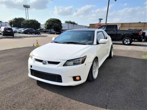 2012 Scion tC for sale at Image Auto Sales in Dallas TX