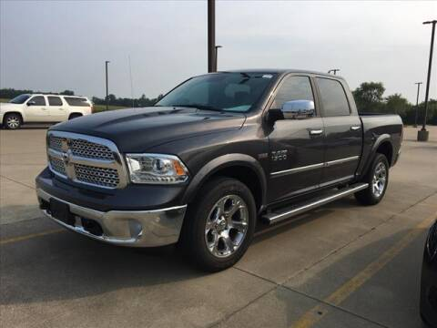 2018 RAM Ram Pickup 1500 for sale at LANDMARK OF TAYLORVILLE in Taylorville IL