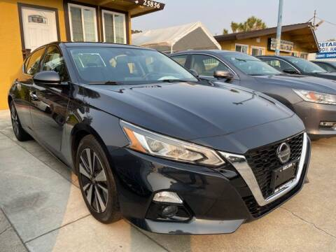 2019 Nissan Altima for sale at MISSION AUTOS in Hayward CA