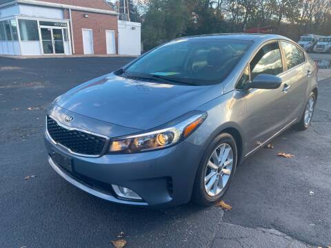2017 Kia Forte for sale at Turnpike Automotive in North Andover MA