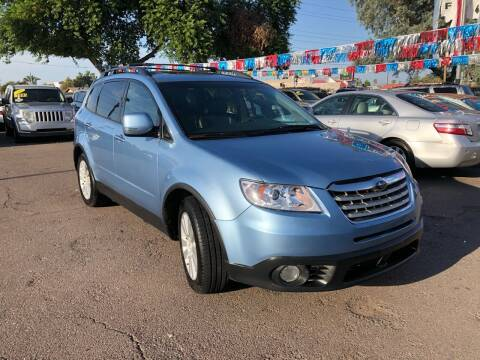 2010 Subaru Tribeca for sale at Valley Auto Center in Phoenix AZ