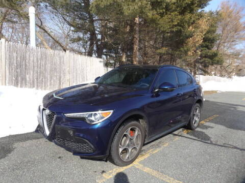2018 Alfa Romeo Stelvio for sale at Wayland Automotive in Wayland MA