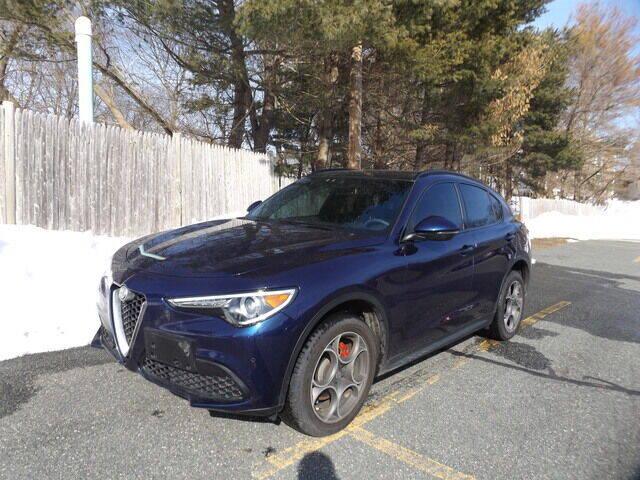 2018 Alfa Romeo Stelvio for sale at Wayland Automotive in Wayland MA
