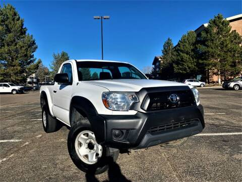 2014 Toyota Tacoma for sale at CarDen in Denver CO