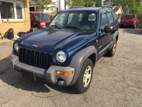 2004 Jeep Liberty for sale at Payless Auto Sales LLC in Cleveland OH
