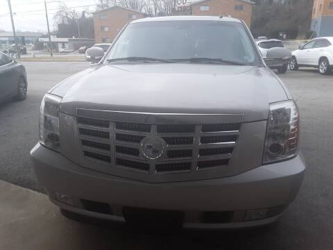 2008 Cadillac Escalade for sale at Auto Villa in Danville VA