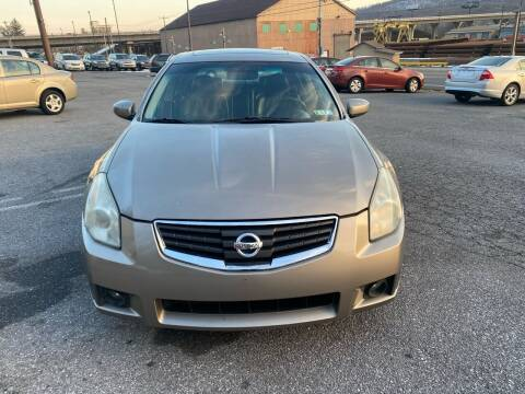 2007 Nissan Maxima for sale at YASSE'S AUTO SALES in Steelton PA
