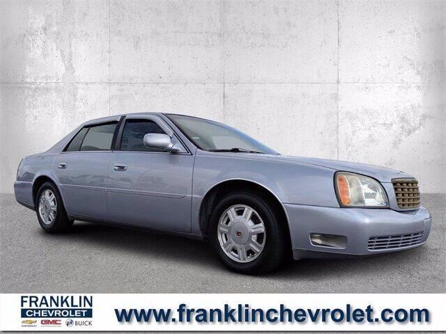 2005 Cadillac DeVille for sale in Statesboro, GA