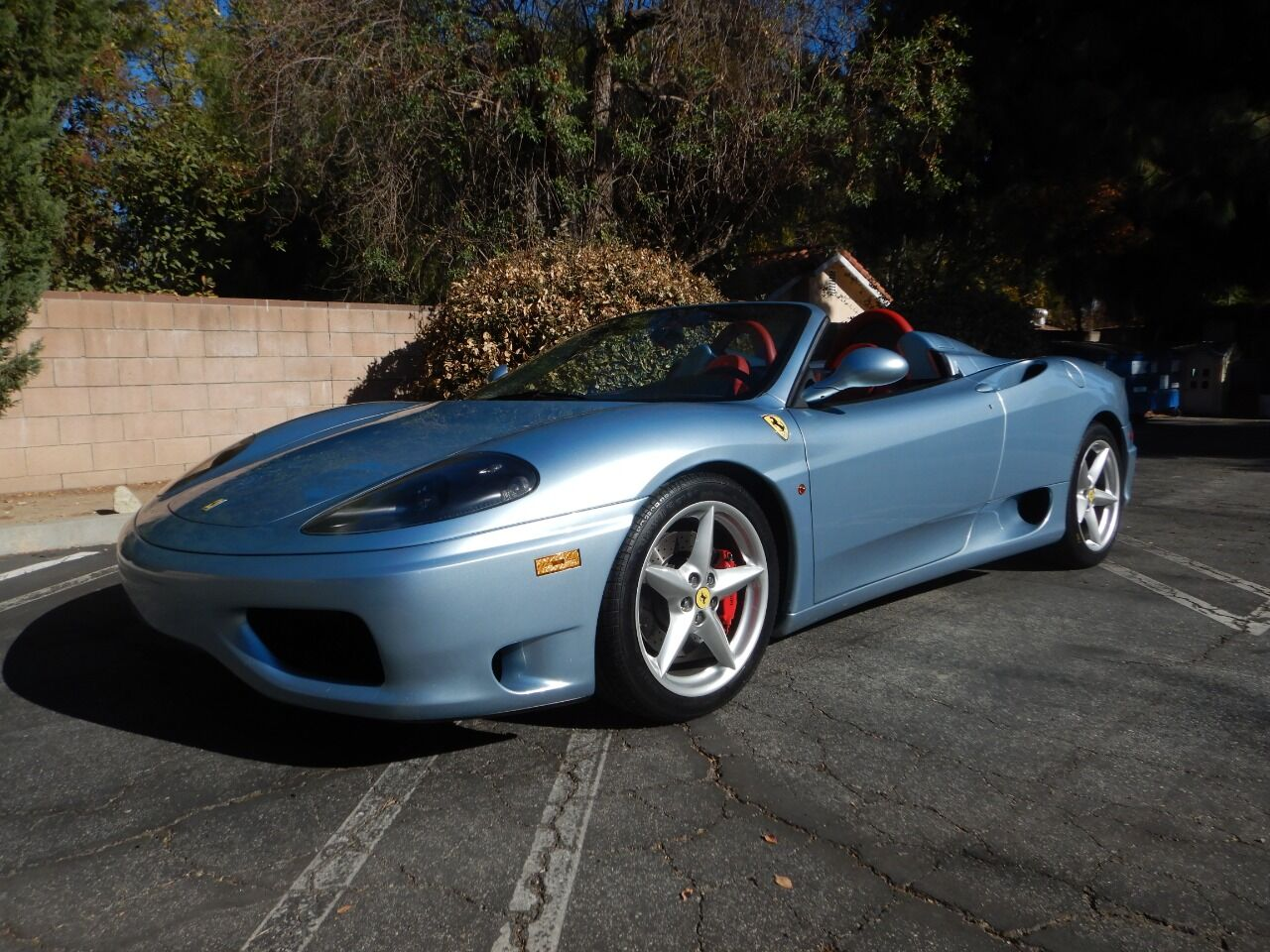 Used Ferrari 360 Spider For Sale Carsforsale Com
