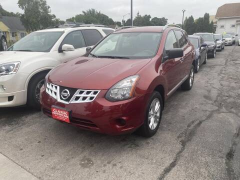 2015 Nissan Rogue Select for sale at CLASSIC MOTOR CARS in West Allis WI