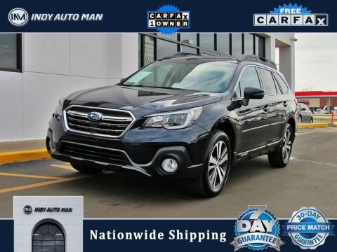 2018 Subaru Outback for sale at INDY AUTO MAN in Indianapolis IN