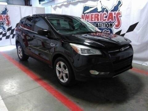 2014 Ford Escape for sale at FREDY USED CAR SALES in Houston TX