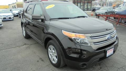 2014 Ford Explorer for sale at Absolute Motors in Hammond IN
