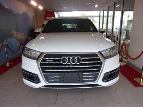 2017 Audi Q7 for sale at Adams Auto Group Inc. in Charlotte NC