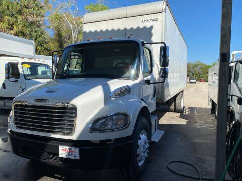 2018 Freightliner M2 106V for sale at DEBARY TRUCK SALES in Sanford FL