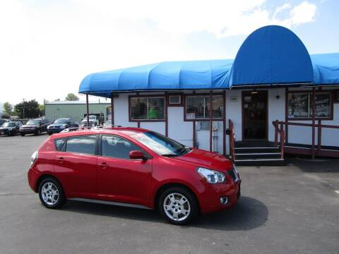2009 Pontiac Vibe for sale at Jim's Cars by Priced-Rite Auto Sales in Missoula MT