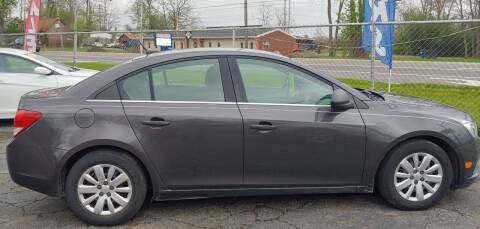 2011 Chevrolet Cruze for sale at Superior Motors in Mount Morris MI