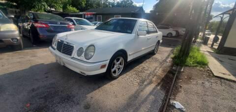 1997 Mercedes-Benz E-Class for sale at C.J. AUTO SALES llc. in San Antonio TX