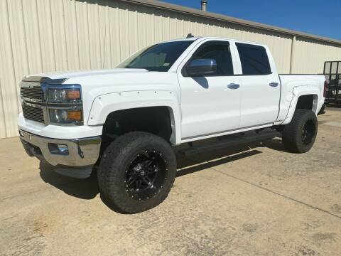 2014 Chevrolet Silverado 1500 for sale at Freeman Motor Company in Lawrenceville VA