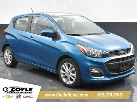 2019 Chevrolet Spark for sale at COYLE GM - COYLE NISSAN - New Inventory in Clarksville IN