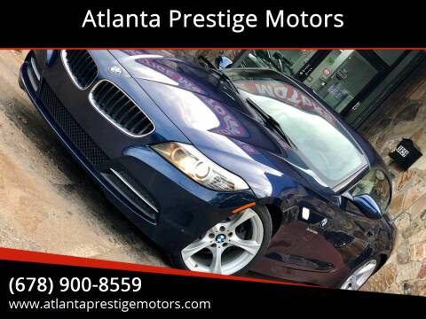 2011 BMW Z4 for sale at Atlanta Prestige Motors in Decatur GA