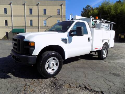 2008 Ford F-350 Super Duty for sale at S.S. Motors LLC in Dallas GA