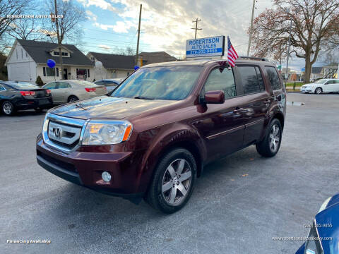 2010 Honda Pilot for sale at ROBERTSON AUTO SALES in Bowling Green KY