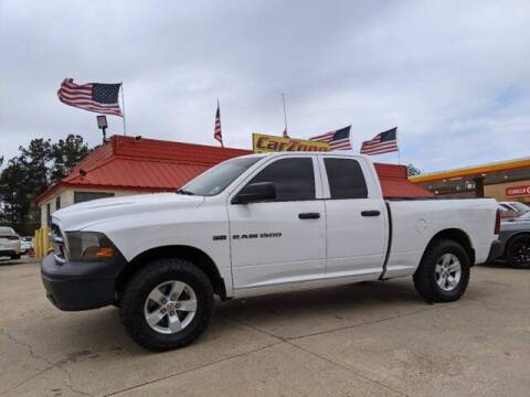 2012 RAM Ram Pickup 1500 for sale at CarZoneUSA in West Monroe LA