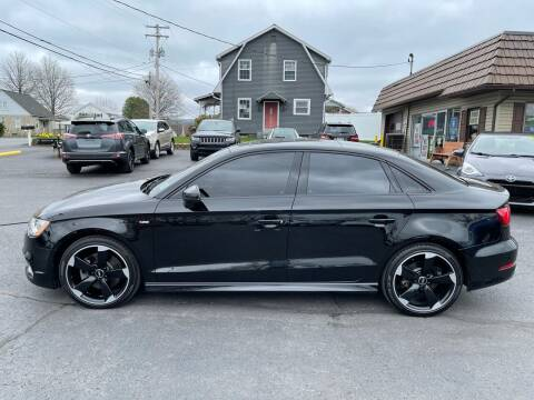 2016 Audi A3 for sale at MAGNUM MOTORS in Reedsville PA