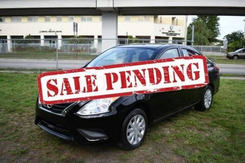 2019 Nissan Versa for sale at STS Automotive - Miami, FL in Miami FL