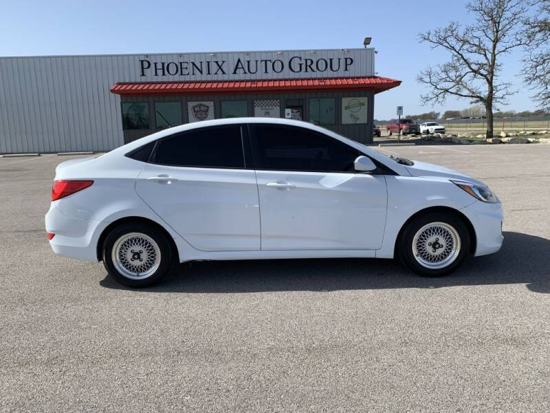 2017 Hyundai Accent for sale at PHOENIX AUTO GROUP in Belton TX