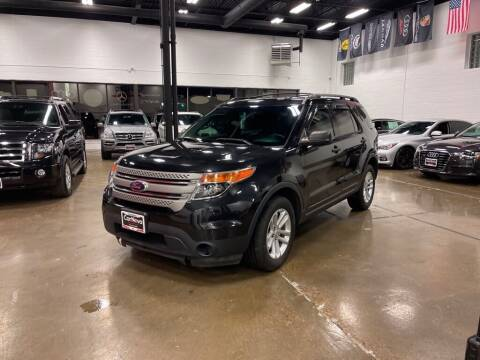 2015 Ford Explorer for sale at CarNova in Sterling Heights MI