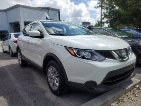 2019 Nissan Rogue Sport for sale at DORAL HYUNDAI in Doral FL