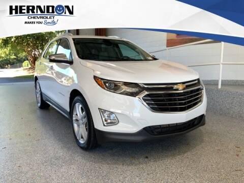 2018 Chevrolet Equinox for sale at Herndon Chevrolet in Lexington SC
