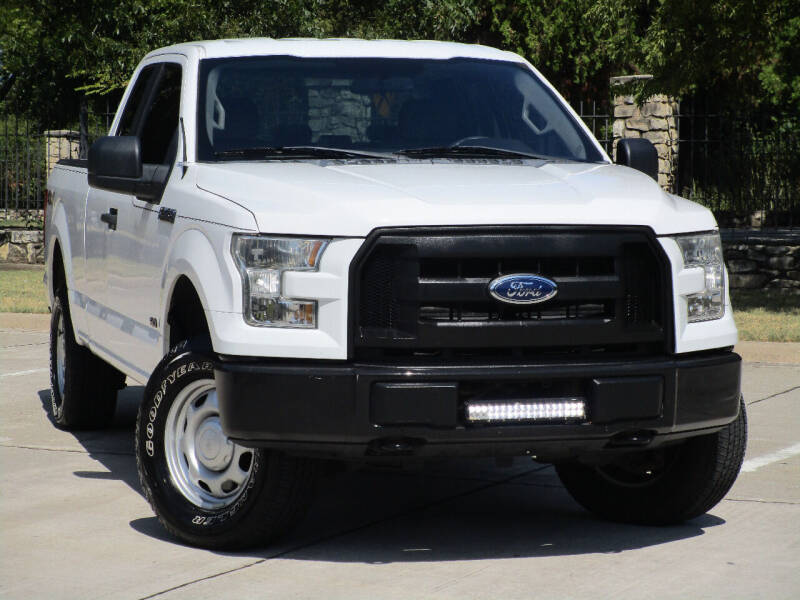 2015 Ford F-150 for sale at Ritz Auto Group in Dallas TX
