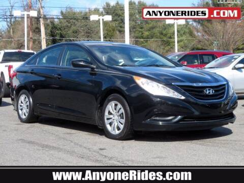 2012 Hyundai Sonata for sale at ANYONERIDES.COM in Kingsville MD