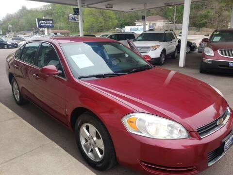 2006 Chevrolet Impala for sale at Lewis Blvd Auto Sales in Sioux City IA