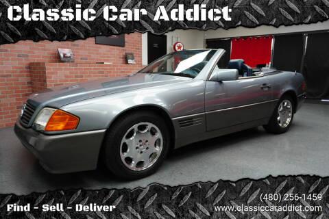 1991 Mercedes-Benz 300-Class for sale at Classic Car Addict in Mesa AZ