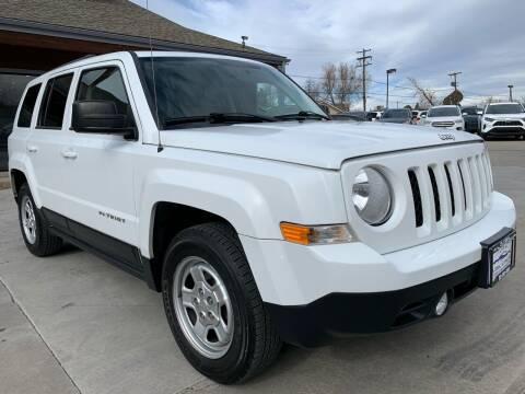 2014 Jeep Patriot for sale at Global Automotive Imports of Denver in Denver CO