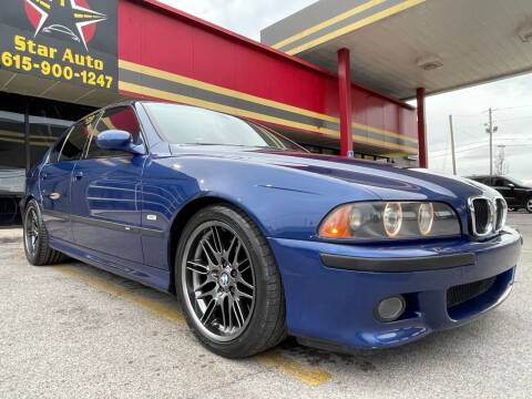 2002 BMW M5 for sale at Star Auto Inc. in Murfreesboro TN
