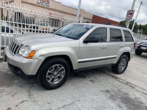 2009 Jeep Grand Cherokee for sale at Olympic Motors in Los Angeles CA
