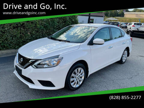 2017 Nissan Sentra for sale at Drive and Go, Inc. in Hickory NC