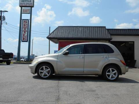 2005 Chrysler PT Cruiser for sale at Settle Auto Sales TAYLOR ST. in Fort Wayne IN