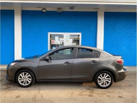 2012 Mazda MAZDA3 for sale at Khodas Cars in Gilroy CA