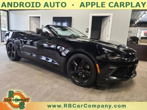 2016 Chevrolet Camaro for sale at R & B Car Company in South Bend IN