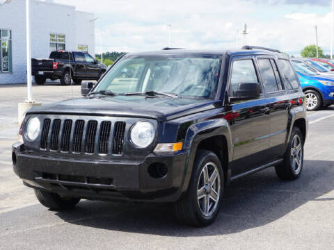 2009 Jeep Patriot for sale at FOWLERVILLE FORD in Fowlerville MI